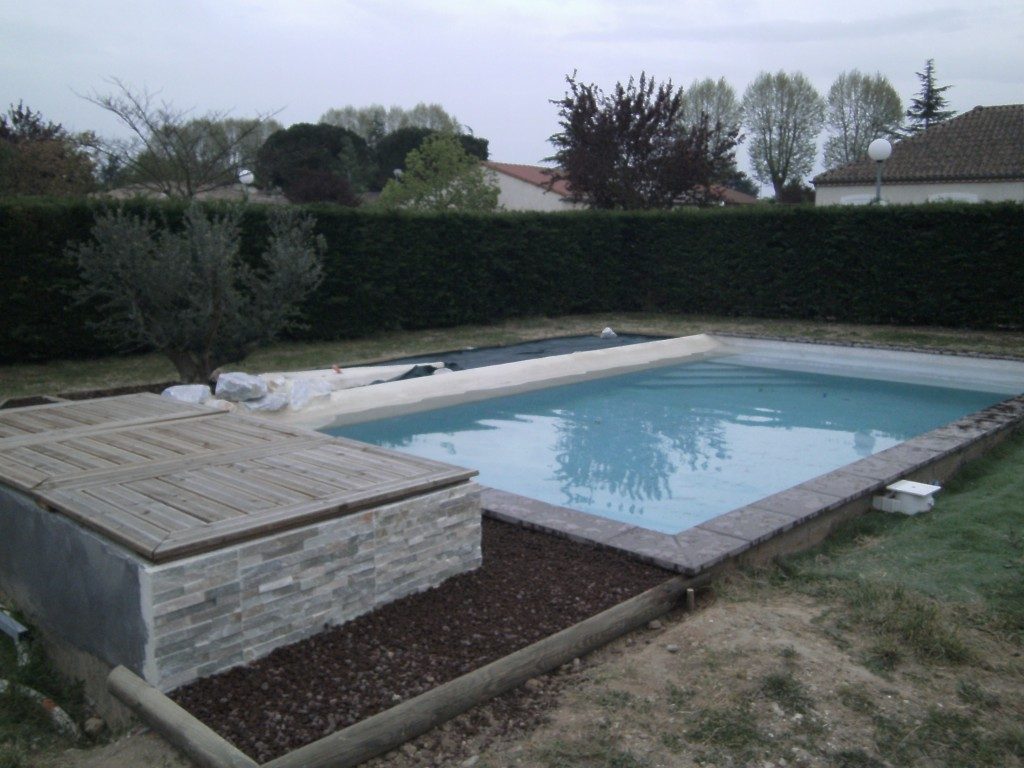 Reglementation piscine semi enterr e bois for Reglementation piscine semi enterree
