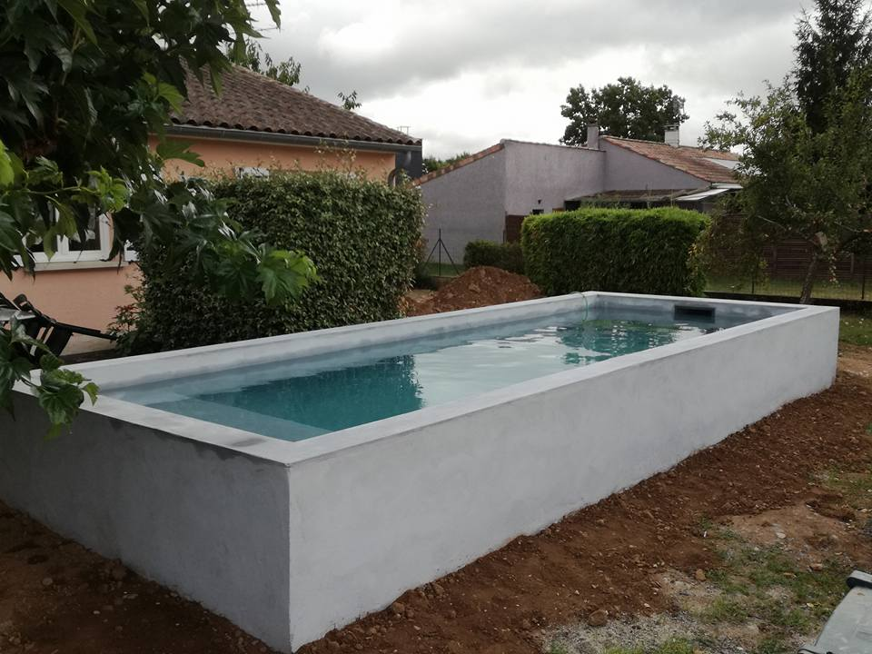 21558800 958726840932679 4955995829316773416 n o 39 mineraux for Reglementation piscine semi enterree