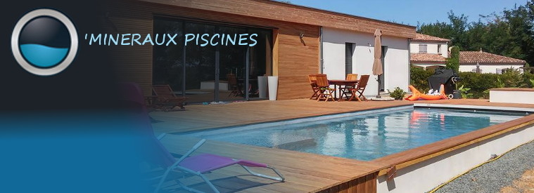 Plage piscine forme libre albi o 39 mineraux for Construction piscine albi